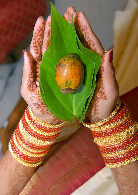 Betel Leaf in Wedding