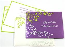 Exclusive Invitation Cards