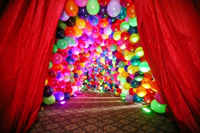 Bat Mitzvah Theme Based Party