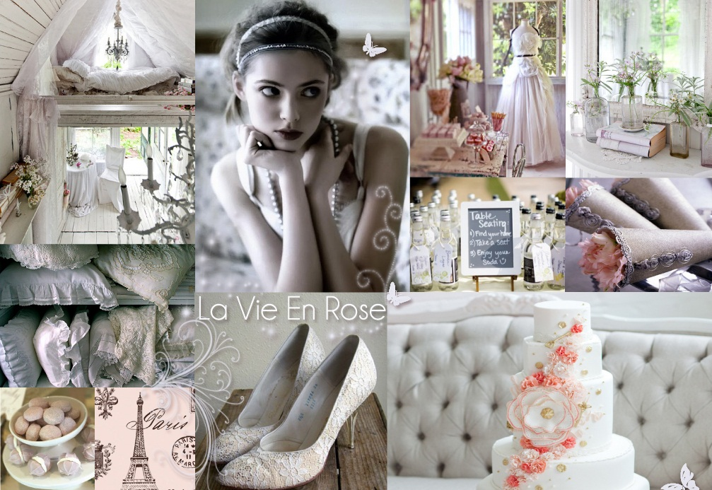 French Wedding Theme