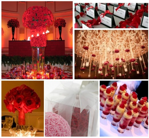 Rose Wedding Ideas: 6 Steps For Planning Valentine Themed Wedding